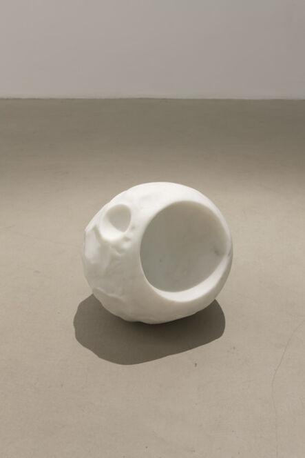 Gianni Caravaggio, 'Due lune con stupore', 2012