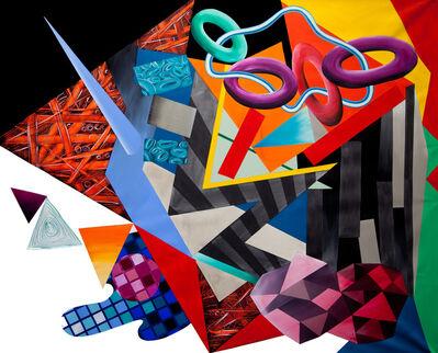 Athier Mousawi, 'Eternal Balance 2', 2014