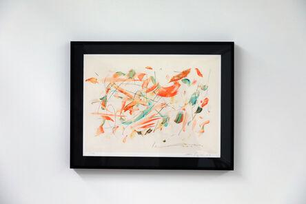 Akio Suzuki, 'MON MON #4', 1974.10.17 desital print in 2019