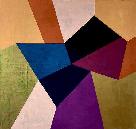 Gudrun Mertes-Frady, 'Passion Flower', 2020