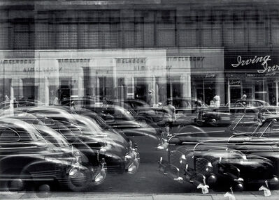 Harry Callahan, 'Detroit, Michigan', 1941