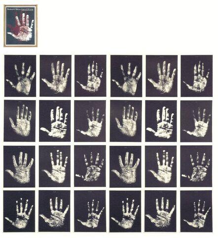 Robert Filliou, 'Hand Show ', 1967