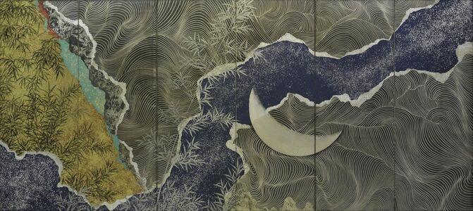 Kayama Matazô, 'Star Festival (Tanabata)', 1968