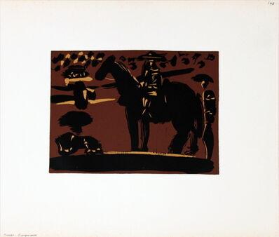 Pablo Picasso, 'Picador', 1962