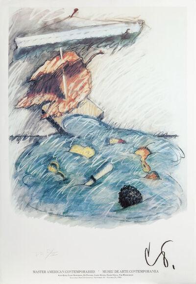 Claes Oldenburg, 'Museum of Contemporary Art, Sao Paolo', 1993