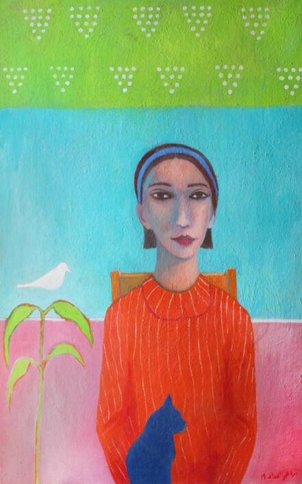 Ibrahim El Haddad, 'Untitled', 2019