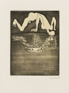 Robert Couturier (1905-1988), 'Untitled', 1976
