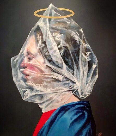Afarin Sajedi, 'L'Insoutenable Sacré', 2019