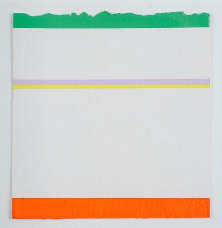 Anne Truitt, 'Summer '96 No. 48', 1996