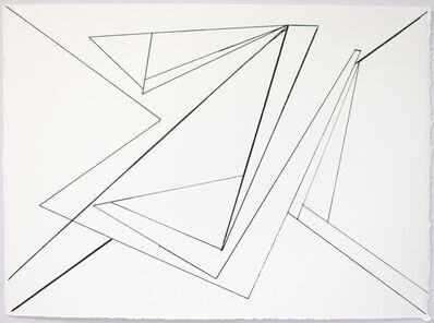 Kenneth L. Greenleaf, 'Linear 5', 2014