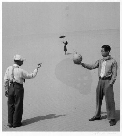 Shoji Ueda, 'Portraits on the Dune', 1950