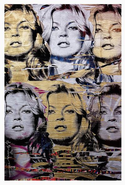Mr. Brainwash, 'Kate Moss (multiple), Signed', 2008