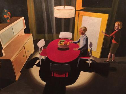 Kathy Osborn, 'Red Table', 2020