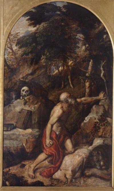 Titian, 'St. Jerome in Penitence', ca. 1555