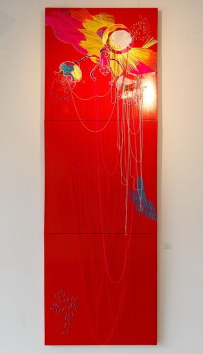 Tanya Akhmetgalieva, 'Flicker I.', 2014