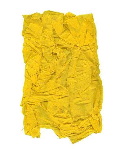Linda Lindroth, 'Yellow Crepe', 2015