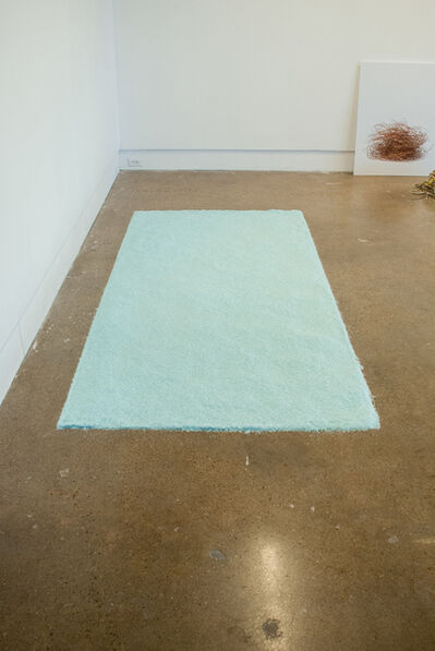 Hayley Fowler, 'Blue Particulate', 2016