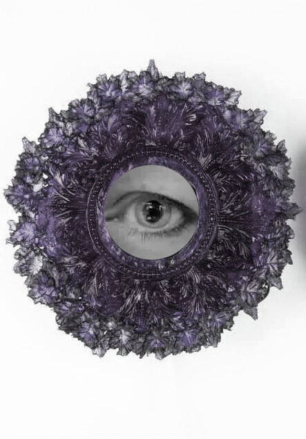 Tim Tate, 'Purple Eye', 2015