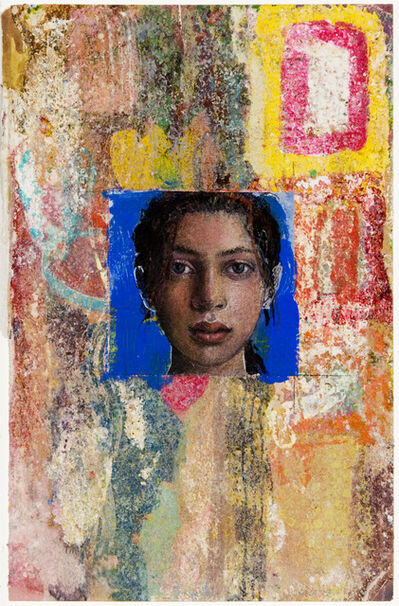 Candace Walters, 'Blue Girl', 2013