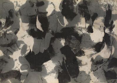 James Brooks (1906-1992), 'U', 1952