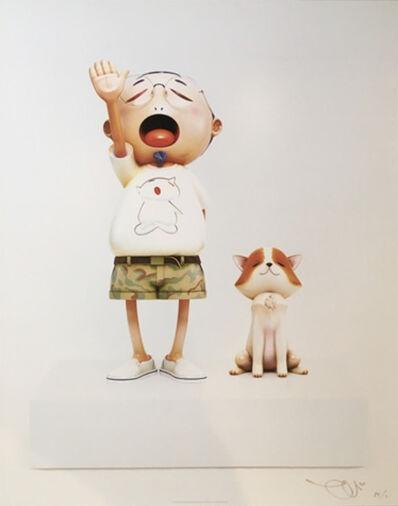 Takashi Murakami, 'Me and Pom', 2009