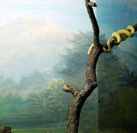 Eric Pillot, 'Snake and Mountain', 2012