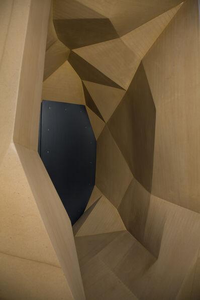 Wang Jianwei 汪建伟, 'Time Temple (detail)', 2014