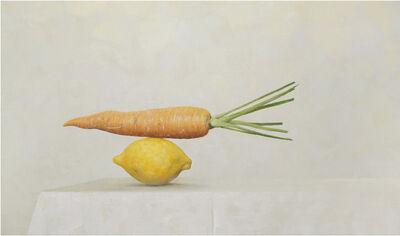 Ahmad Zakii Anwar, 'Carrot & Lemon', 2019