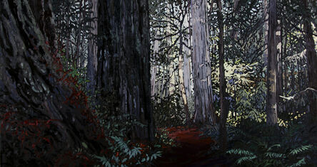 Deb Komitor, 'Embraced by the Forest', 2015