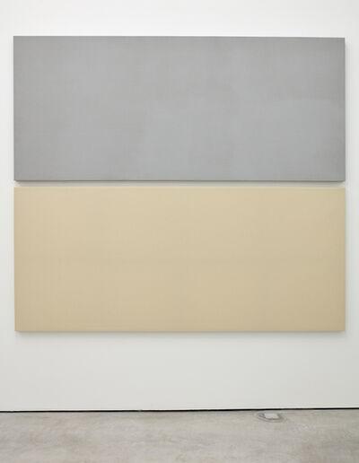 Alan Charlton, 'Painted/Unpainted ', 2019
