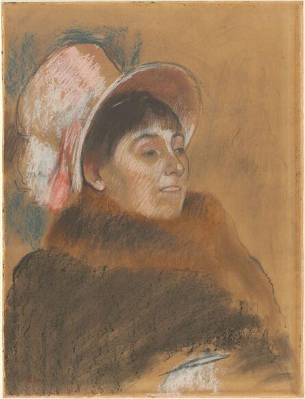 Edgar Degas, 'Madame Dietz-Monnin', 1879
