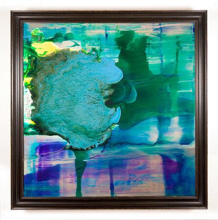 Dale Frank, 'Yass 1', 2014