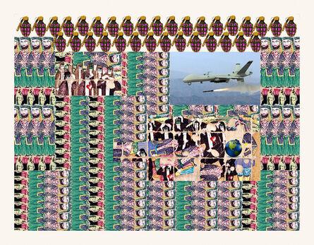 Rana Javadi, 'Never Ending Chaos10', 2013