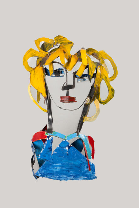 Willy Ramos, 'Chica Bonita', 2014