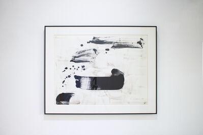 Lee Ufan, 'DALLA MEMORIA DI UNA CITTA 2', 1989