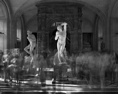 Matthew Pillsbury, 'Les Esclaves de Michel Ange, Musée du Louvre', 2010