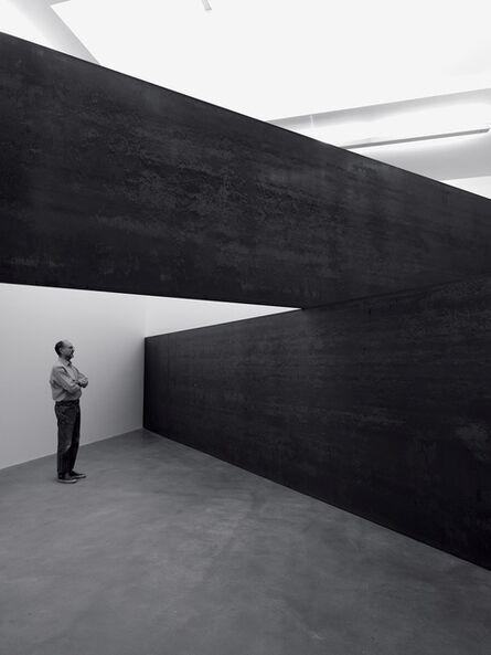 Richard Serra, 'London Cross', 2014