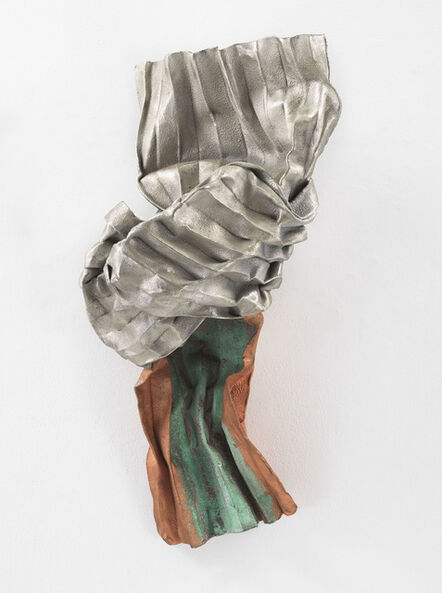 Lynda Benglis, 'SERPENS', 1982