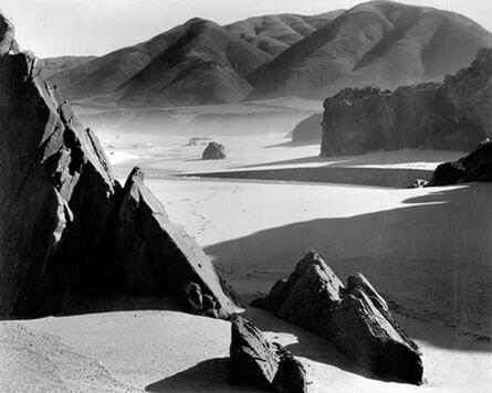 Brett Weston, 'Garapata Beach, California', 1954