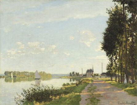 Claude Monet, 'Argenteuil', 1872