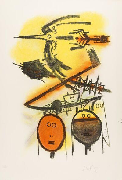 Wifredo Lam, 'Sans Titre II', 1972