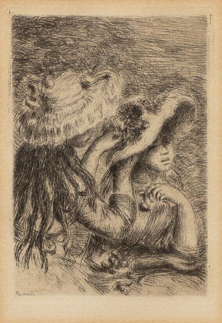 Pierre-Auguste Renoir, 'Le Chapeau Épinglé', c. 1894