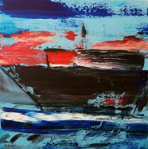 Vian Borchert, 'Sailing the Red Seas', 2020