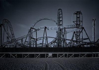 Michael Massaia, 'New Casino Pier-Sunrise-SeaSide Heights, NJ ', 2020