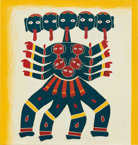Leidy Churchman, 'Big Kali (Goddess of Time and Death)', 2014