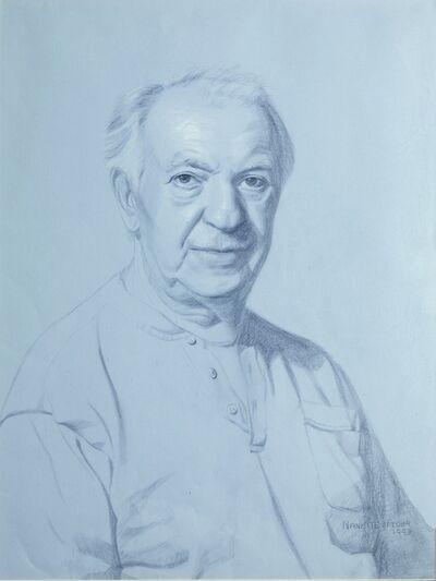 Nanette Fluhr, 'Portrait of my Grandfather', 1993