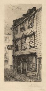 John Mackie Falconer, '78 Cross Street, Boston, Massachusetts', 1879-1880