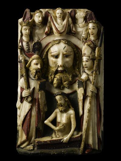 Anonymous, 'The Head of St. John the Baptist', England (Nottingham)-late 15th century
