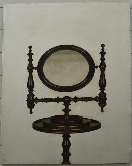 Michelangelo Pistoletto, 'Vanity Mirror (Specchio da toilette)', 1962-1976