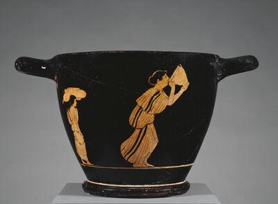 'Attic Red-Figure Skyphos', ca. 470 -460 BCE